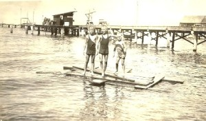 Ray, Leland & Cal  on the raft(4)