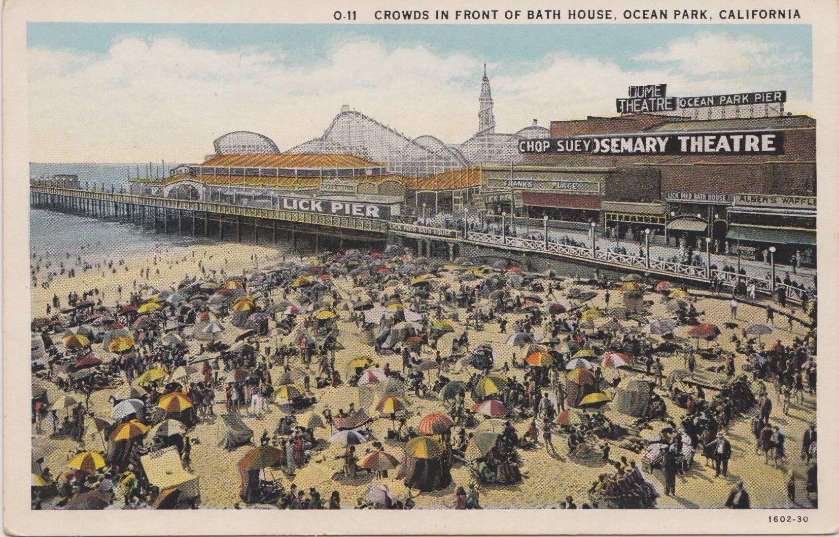 Venice California Coney Island Of The Pacific