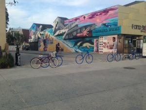 new bike racks