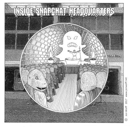 Inside SnapChatHQ 001